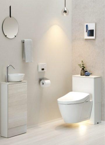 住宅用壁掛トイレ FD 空間プラン例