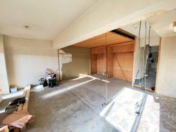 解体 LDK 和室 (2)
