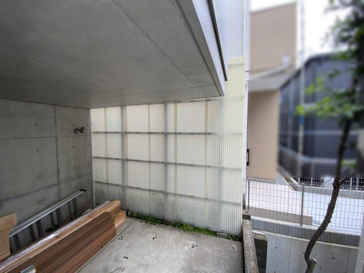 リルトホーム 外構 工事 Before
